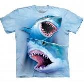 "Футболка ""Great White Sharks"" (США)"