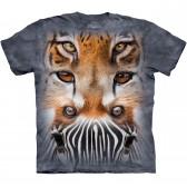 "Футболка ""Zoo Face Totem"" (США)"