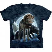 "Футболка ""Bad Moon Wolves"" (США)"