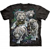 "Футболка ""Majestic White Tigers"" (США)"
