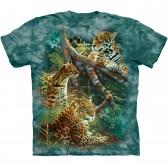 """Футболка """"Three Jungle Cats"""" (США)"""