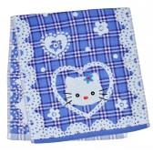 """Полотенце детское """"Hello Kitty"""" (blue)"""