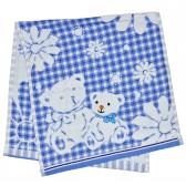 """Полотенце детское """"Bears"""" (blue)"""