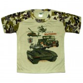 "Футболка для мальчика ""Армейская"" (Militaries)"