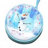 """Кошелек детский, пластиковый """"Снеговик"""" (Frozen)"""
