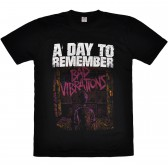 "Футболка ""A Day to Remember"" (Bad Vibrations)"