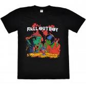 """Футболка """"Fall Out Boy"""" (comics)"""