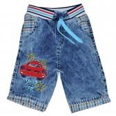 """Бриджи джинсовые для мальчика """"Speed Car"""""""