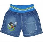 """Шорты джинсовые для мальчика """"Микки Маус"""""""