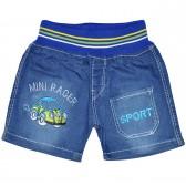 """Шорты джинсовые для мальчика """"Mini Racer"""""""