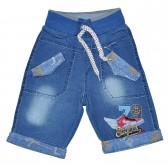 """Бриджи джинсовые для мальчика """"Eagles"""""""