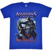 """Футболка подростковая """"Assassin s Creed"""" -02"""