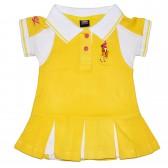 """Платье детское """"Polo RL"""" (желтый)"""