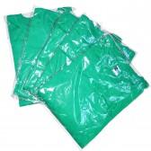 Упаковка футболок, 5 шт, 5 размеров (Зеленый)