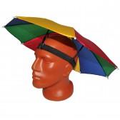 "Зонт на голову ""Радуга"""