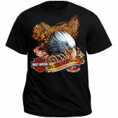 "Футболка ""Motor Harley-Davidson"" (орёл)"