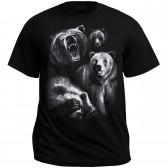 "Футболка ""4 медведя"""
