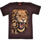 "Футболка ""Оскал льва"""