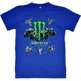 """Футболка подростковая """"Monster Energy"""""""