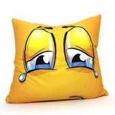 """Подушка Антистресс """"Смайл плачь"""""""