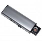 "USB-прикуриватель ""Флешка"" (silver)"