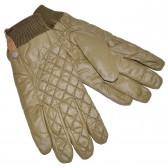 Перчатки мужские, болоньевые (khaki)