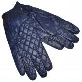 Перчатки мужские, болоневые (d-blue)