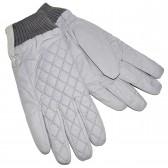 Перчатки мужские, болоньевые (l-gray)