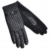 Перчатки женские, комбинированные -07