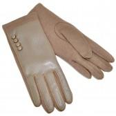 Перчатки женские, комбинированные -14