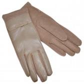 Перчатки женские, комбинированные -19