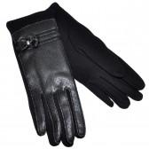 Перчатки женские, комбинированные -20