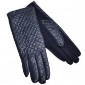 Перчатки женские, комбинированные -25