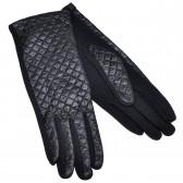 Перчатки женские, комбинированные -29