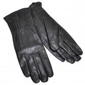 Перчатки женские, натуральная кожа -09
