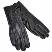 Перчатки женские, натуральная кожа -12