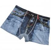 """Трусы мужские """"Jeans"""" (blue)"""
