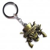 """Брелок для ключей """"Guns N Roses"""""""