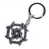 """Брелок для ключей """"Metallica (logo)"""""""