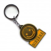 """Брелок для ключей """"Nirvana (smile)"""""""