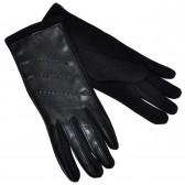 Перчатки женские, комбинированные -31