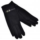 Перчатки женские, трикотажные -02