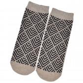 """Носки женские """"Kawaii"""" (Patterns) комплект 2 пары"""
