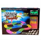 """Игровой набор """"Magic tracks"""" (176 деталей+мертвая петля)"""
