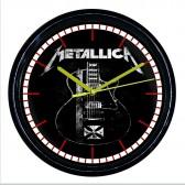 """Рок-часы """"Metallica"""" (гитара)"""