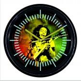 """Рок-часы """"Bob Marley"""""""