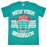 """Футболка детская """"New York - Brooklyn"""""""