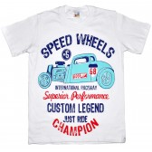 "Футболка детская ""Speed wheels"""