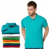 Рубашка-поло оптом эконом (Хлопок)