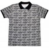 Рубашка-поло в крапинку (Fazo-R)